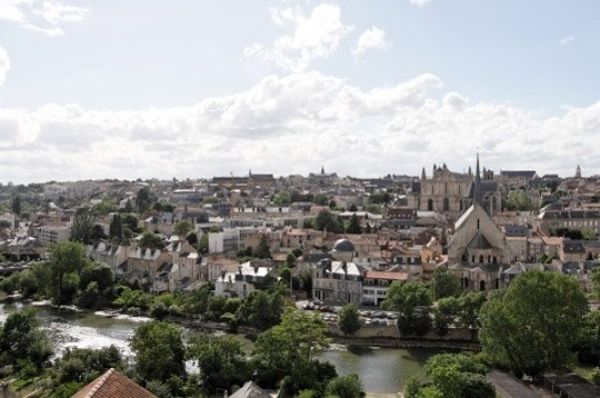 Poitiers poitiers